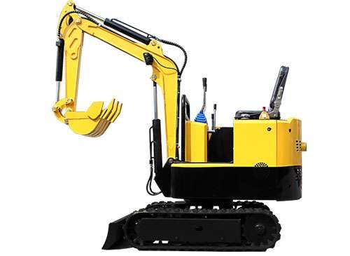 微型挖掘机-10挖掘机