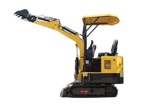 小型挖掘机XT-13型