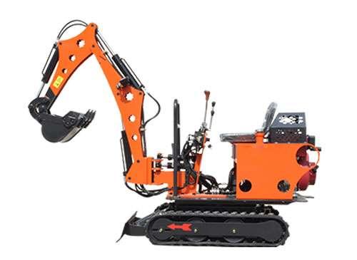 果园小型挖掘机XT-09型