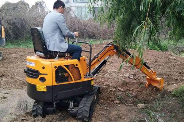 福建中建筑公司采购十台挖掘