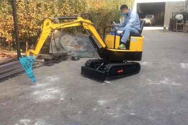 江西大型中交路建采购微型挖
