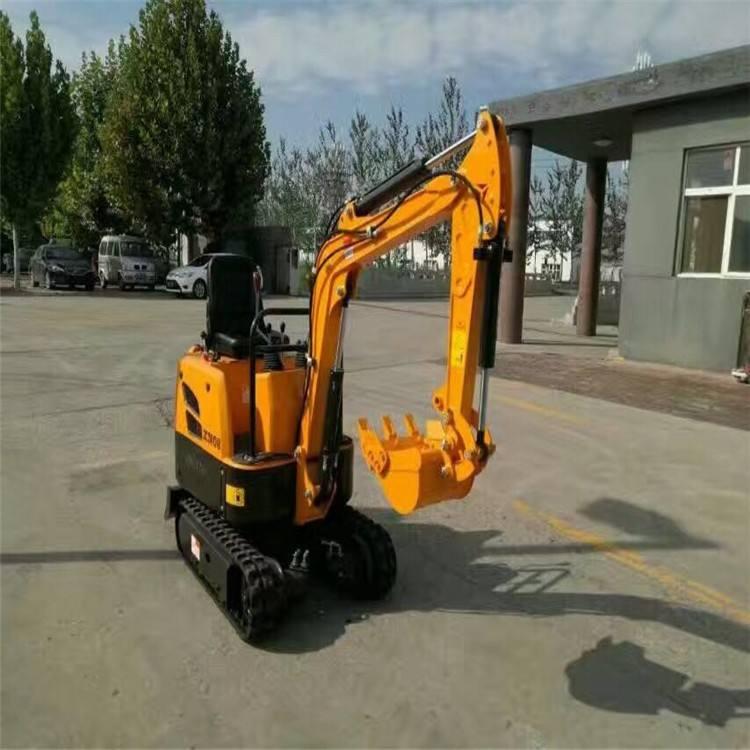 电动小型挖掘机维修成本类别